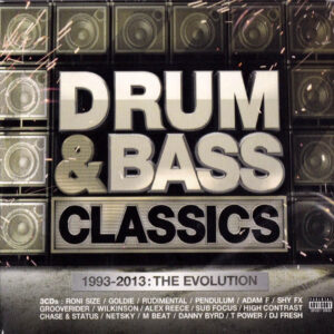various artists drum bass classics 1993 2013