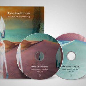 01 ambidextrous discontinuum uraniborg fantasy enhancing CD