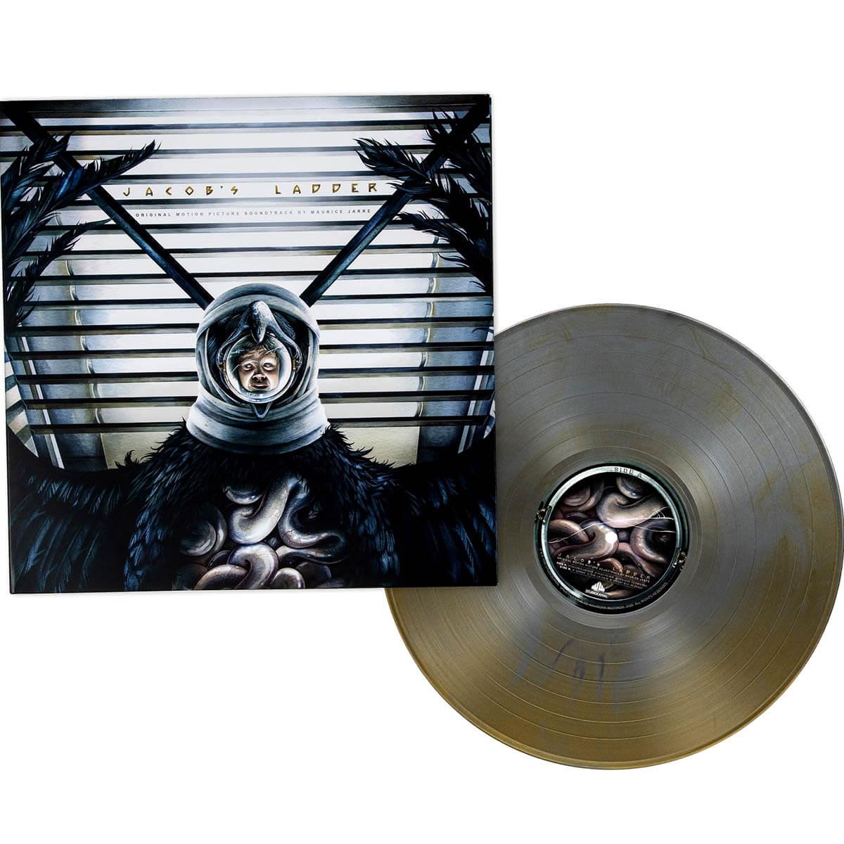 maurice jarre jacobs ladder soundtrack vinyl lp waxwork records