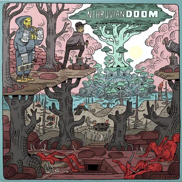 nehruvian doom vinyl lp