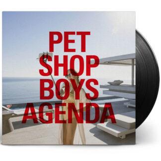 pet shop boys agenda 12 inch vinyl
