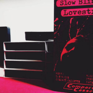 01 slow blink lovestruck cassette tape hares breath