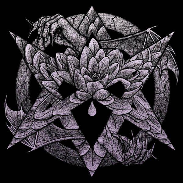 aleister crowley the blood lotus vinyl lp cadabra records