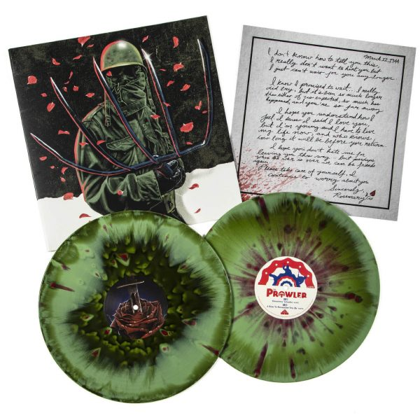 richard einhorn the prowler soundtrack vinyl lp