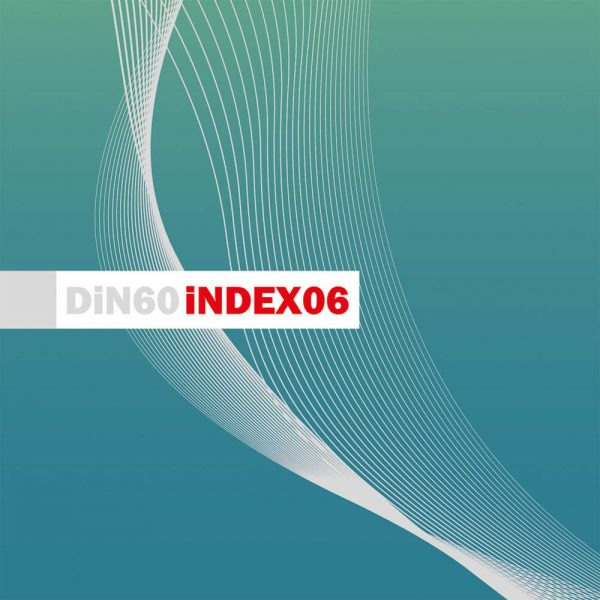 various artists index 06 din records sampler CD