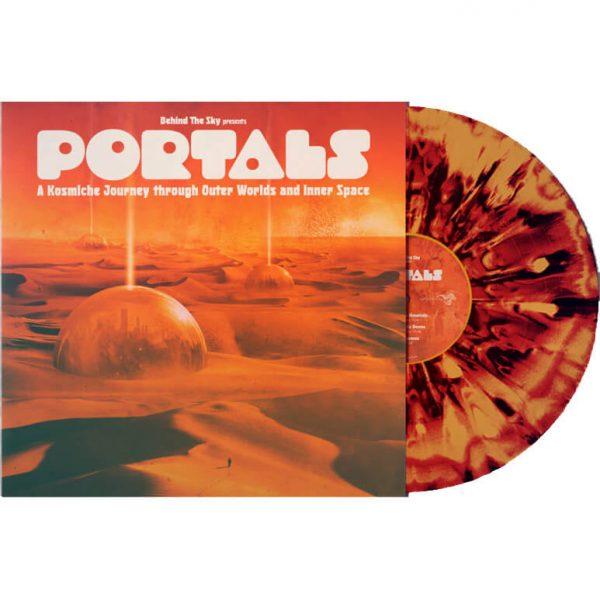 various portals a kosmiche journey vinyl lp