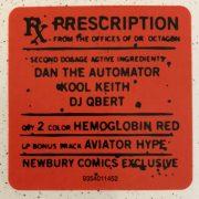 02 dr octagon moosebumps vinyl lp