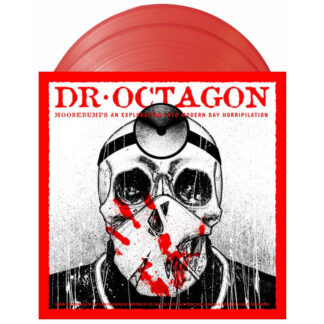 dr octagon moosebumps vinyl lp