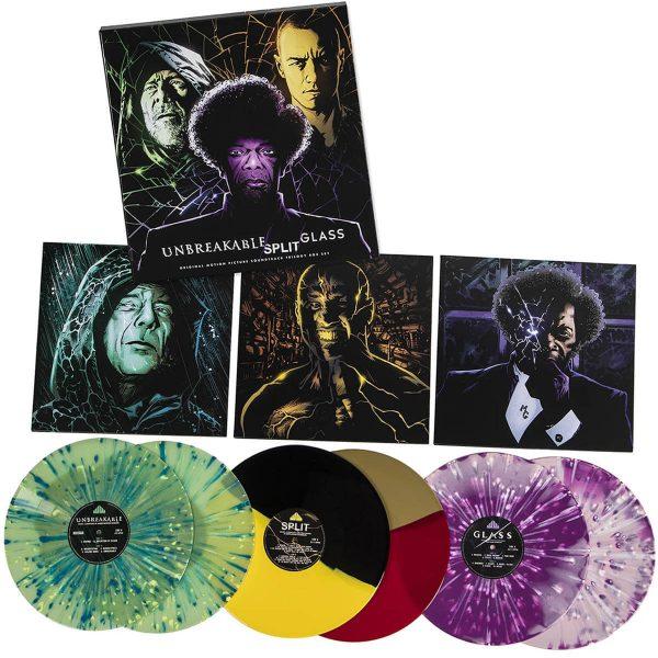 eastrail 177 trilogy vinyl lp boxset waxwork records