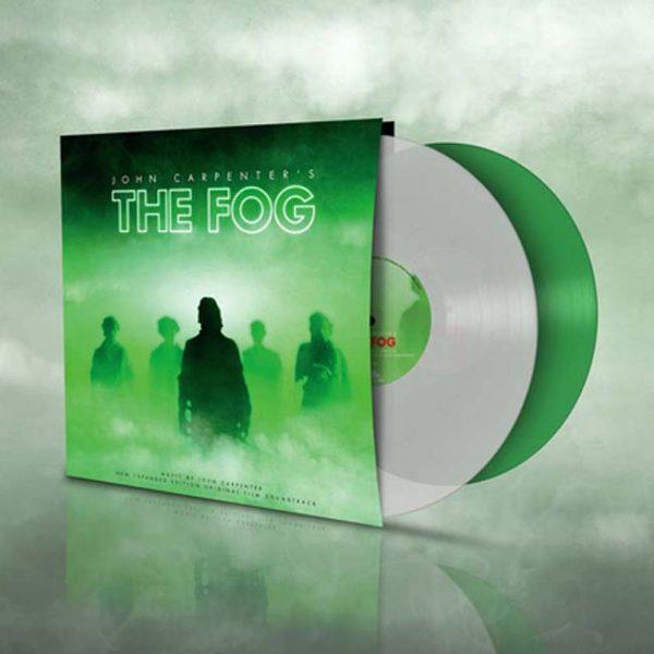 john carpenter the fog vinyl lp