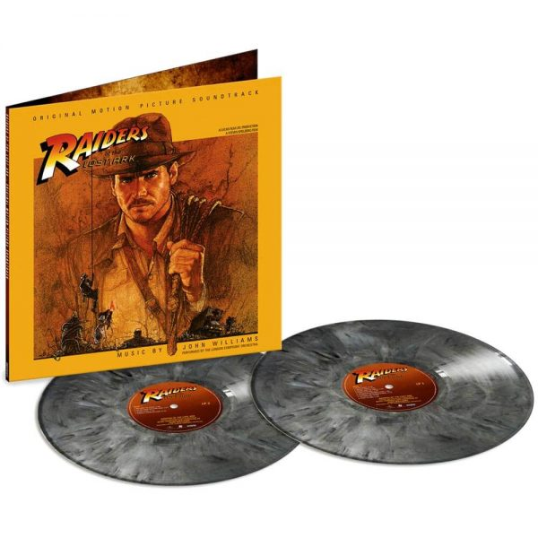 john williams raiders of the lost ark vinyl lp