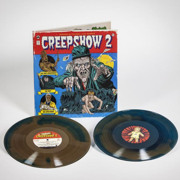 les reed rick wakeman creepshow 2 vinyl lp