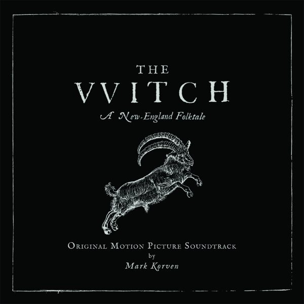 mark korven the witch soundtrack vinyl