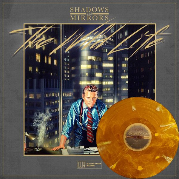 shadows and mirrors wild life vinyl lp cocaine screwdriver edr