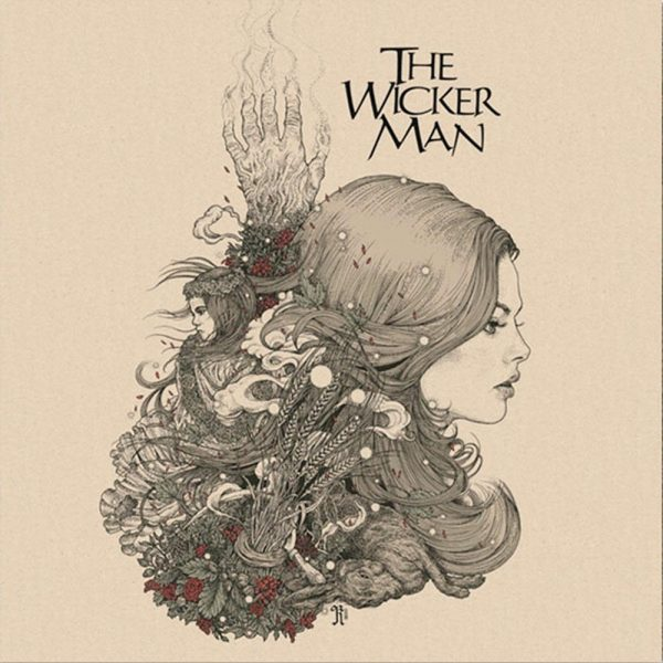 the wicker man limited edition vinyl lp