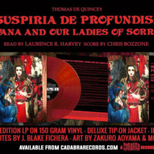 01 suspiria de profundis lp cadabra records red