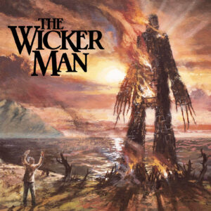 brian blessed the wicker man cadabra records vinyl lp