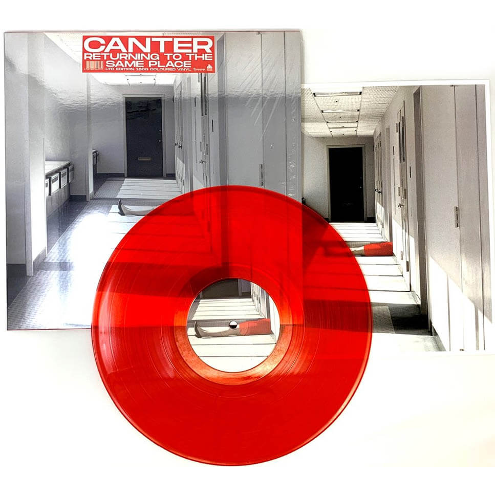 canter returning to the same place vinyl lp