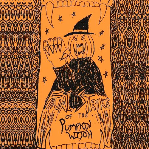 final strike of the pumpkin witch vinyl lp