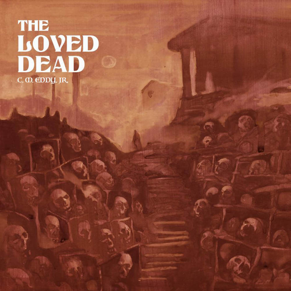 h p lovecraft the loved dead vinyl lp cadabra records