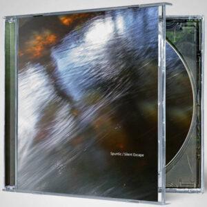 02 spuntic silent escape CD