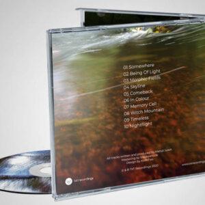 03 spuntic silent escape CD