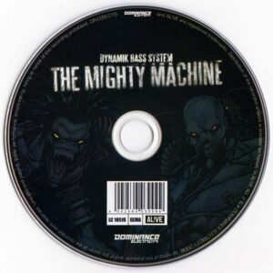 03 dynamik bass system the mighty machine CD
