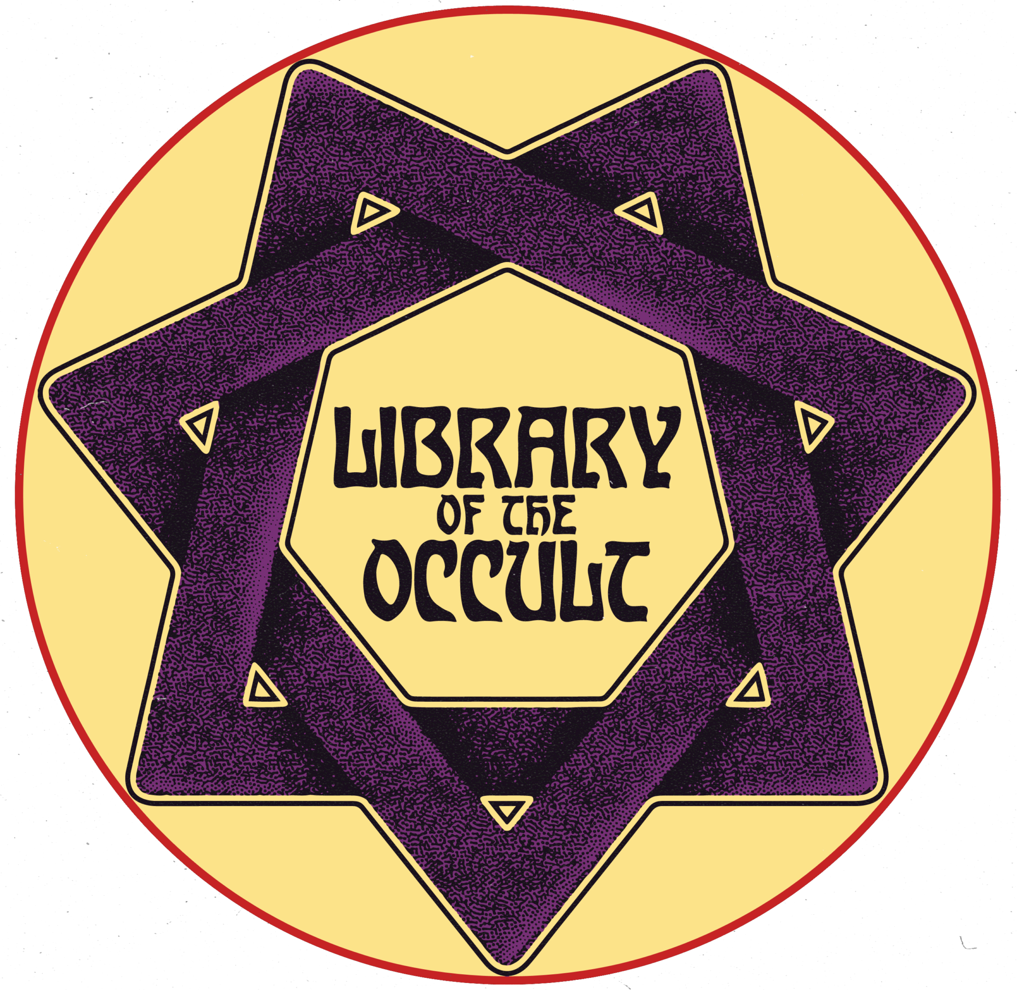 Library Of The Occult logo