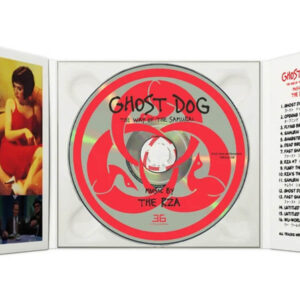 02 rza ghost dog way of the samurai soundtrack CD