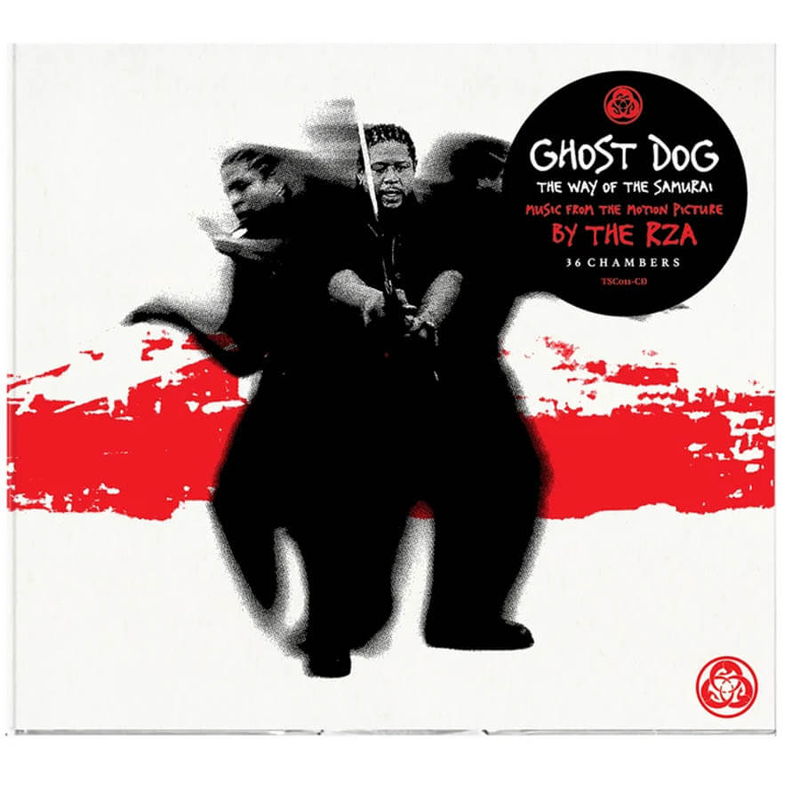 rza ghost dog way of the samurai soundtrack CD