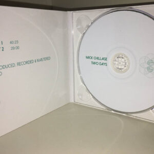 01 mick chillage two days CD