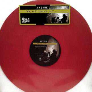 axiome who will control us vinyl
