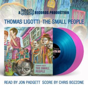 thomas ligotti the small people vinyl lp cadabra records