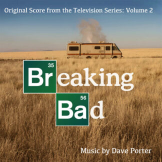dave porter breaking bad vinyl lp