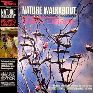 sven libaek nature walkabout vinyl lp