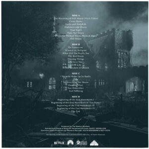 04 the newton brothers the haunting of hill house soundtrack vinyl lp waxwork records