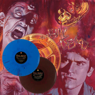 joe loduca the evil dead vinyl lp