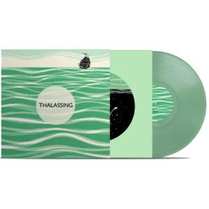 thalassing clay pipe vinyl lp