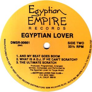 01 the egyptian lover egypt egypt 12 inch vinyl