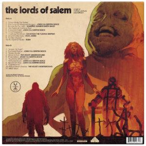 05 rob zobie the lords of salem soundtrack vinyl lp