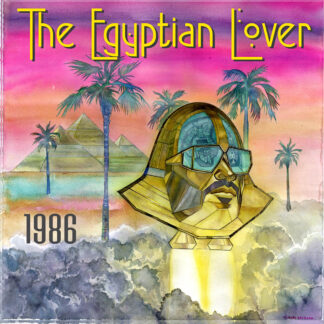 egyptian lover 1986 vinyl lp
