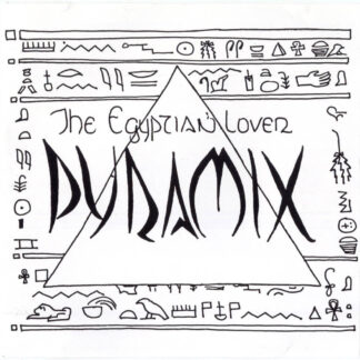 egyptian lover pyramix CD