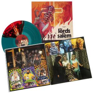 rob zobie the lords of salem soundtrack vinyl lp