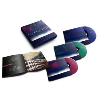 solar fields red green blue CD box set