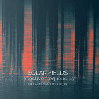 solar fields reflective frequencies lp black