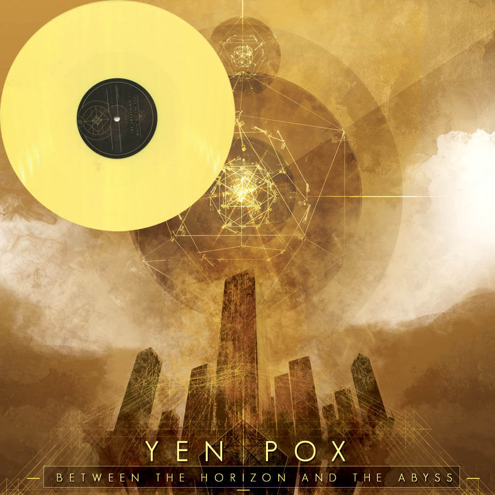 yen pox between the horizon and the abyss vinyl lp