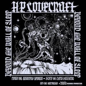 01 h p lovecraft beyond the wall of sleep vinyl lp cadabra