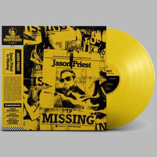jason priest jason priest is missing vinyl lp