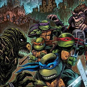 03 john du prez teenage mutant ninjat turtles 2 vinyl lp
