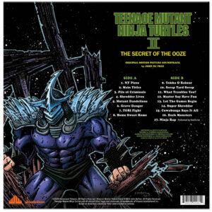 04 john du prez teenage mutant ninjat turtles 2 vinyl lp